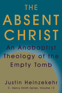 The Absent Christ cover